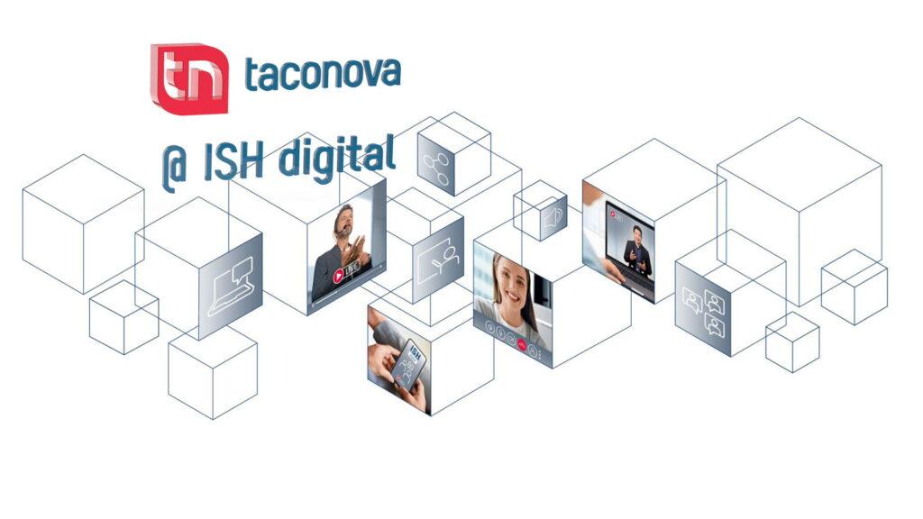 targi w formule online taconova prezentuje innowacyjne rozwiazania na ish 2021 1 1024x576 - Targi w formule online: Taconova prezentuje innowacyjne rozwiązania na ISH 2021