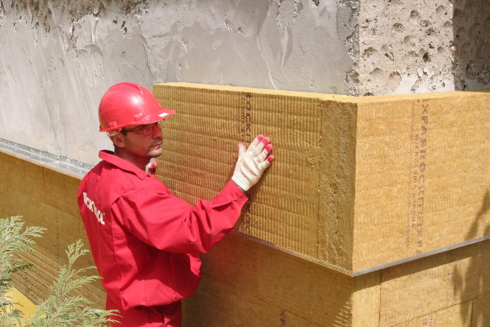 Особенности утепления стен снаружи