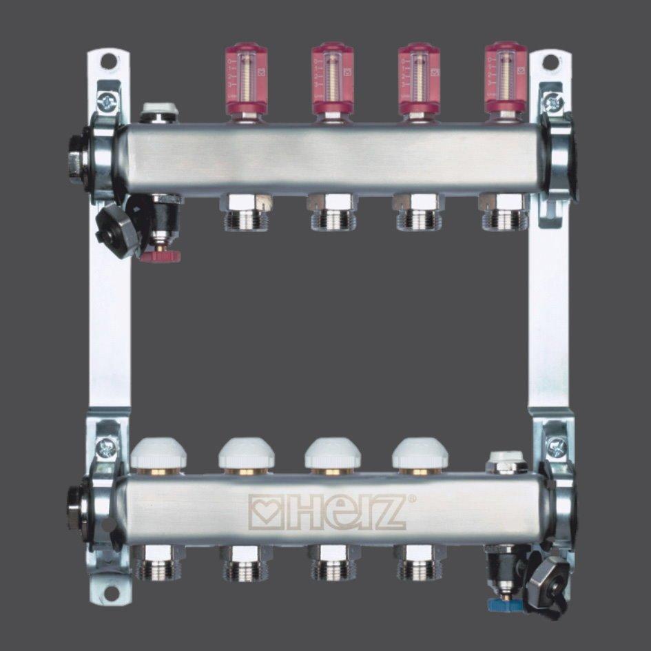 herz niezawodne systemy ogrzewania i chlodzenia powierzchniowego6 - HERZ – niezawodne systemy ogrzewania i chłodzenia powierzchniowego