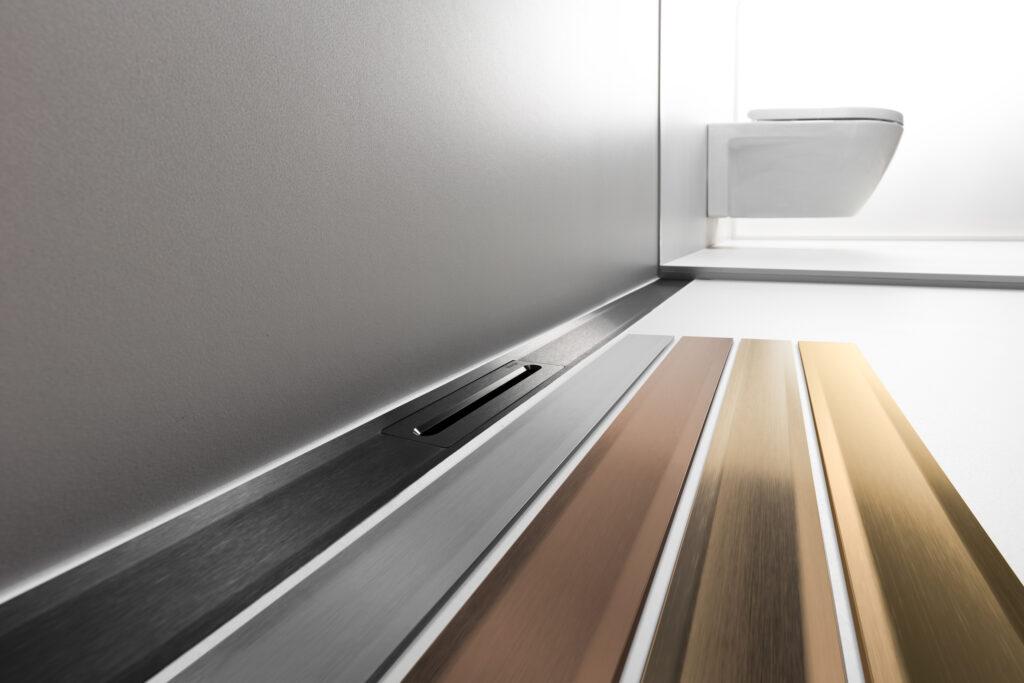 odplyw prysznicowy advantix cleviva w atrakcyjnych modnych kolorach 2 1024x683 - Odpływ prysznicowy Advantix Cleviva w atrakcyjnych, modnych kolorach