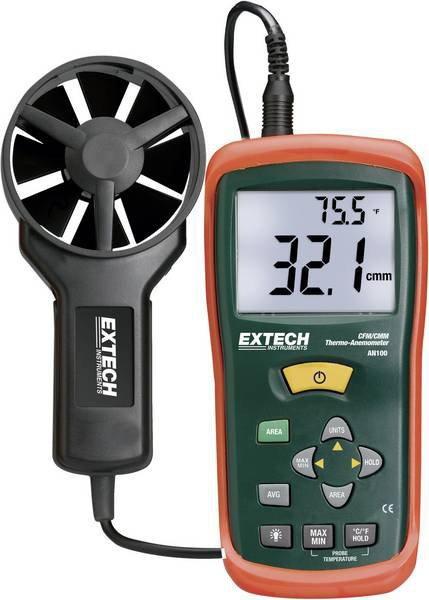 mierniki wielofunkcyjne do kontroli parametrow technicznych instalacji wentylacyjnej1 - Mierniki wielofunkcyjne do kontroli parametrów technicznych instalacji wentylacyjnej