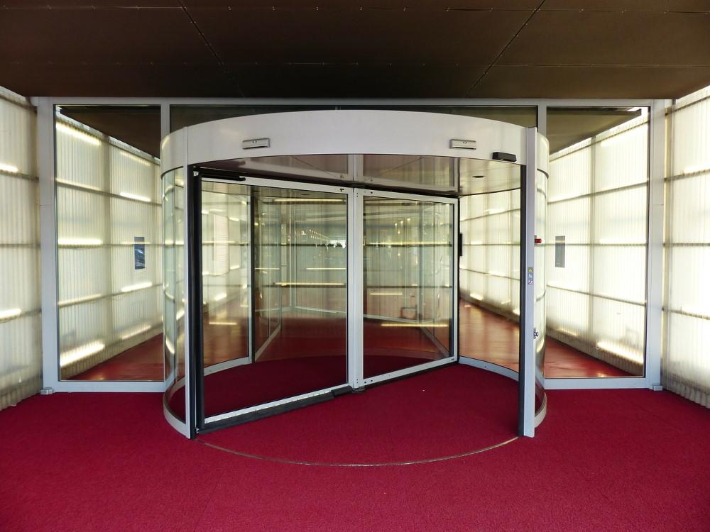 gdzie zamontowac drzwi szklane - Gdzie zamontować drzwi szklane?