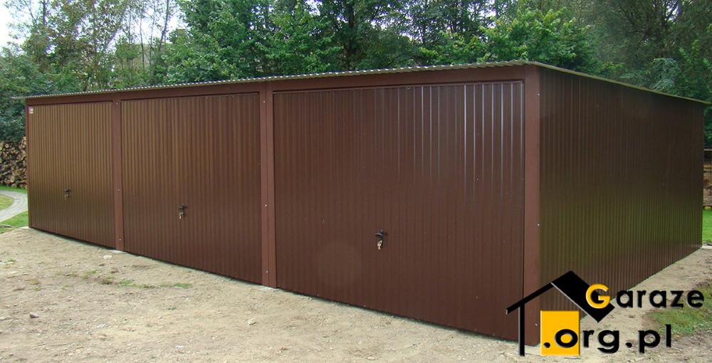jak postawic garaz blaszany2 - Jak postawić garaż blaszany?