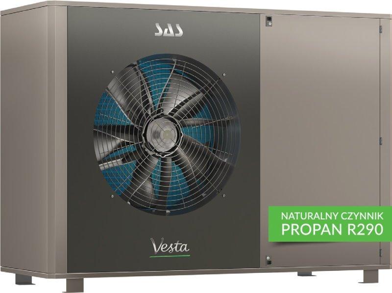 inteligentne sterowanie powietrznymi pompami ciepla sas vesta 1 - Inteligentne sterowanie powietrznymi pompami ciepła SAS VESTA