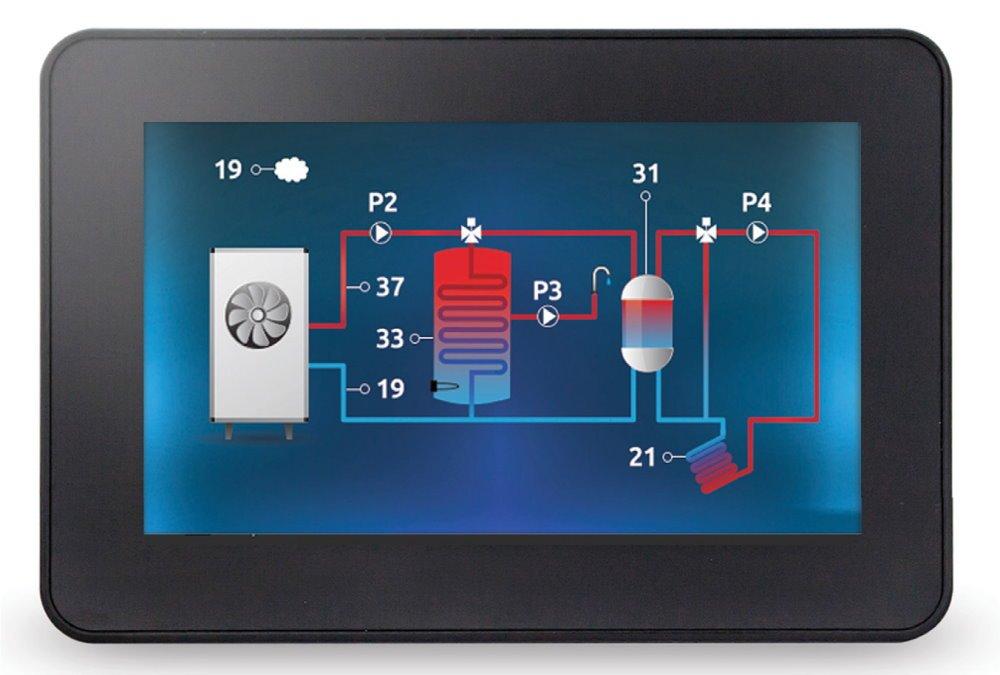 inteligentne sterowanie powietrznymi pompami ciepla sas vesta 2 - Inteligentne sterowanie powietrznymi pompami ciepła SAS VESTA
